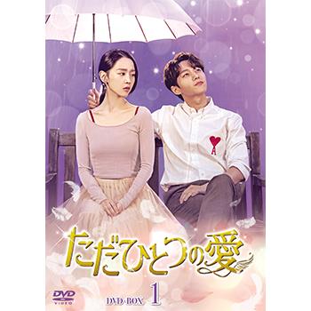 ただひとつの愛 DVD-BOX1