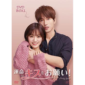 運命のキスをお願い! DVD-BOX1(9枚組)