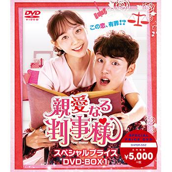 親愛なる判事様 スペシャルプライス DVD-BOX1