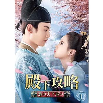 殿下攻略~恋の天下取り~ DVD-BOX1(8枚組)