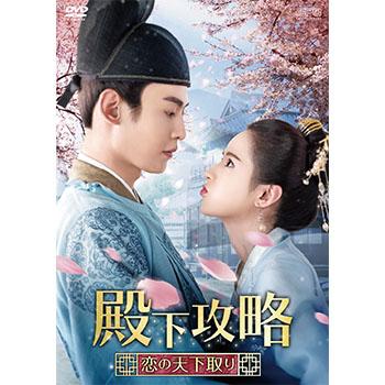 殿下攻略~恋の天下取り~ DVD-BOX2(7枚組)