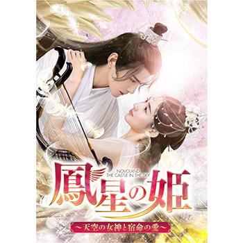 鳳星の姫~天空の女神と宿命の愛~ DVD-SET3