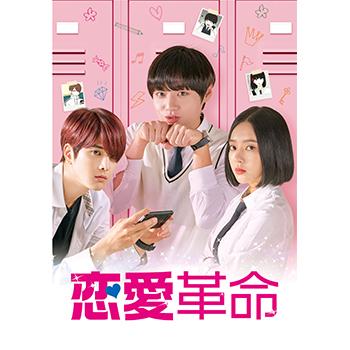 恋愛革命 DVD-BOX