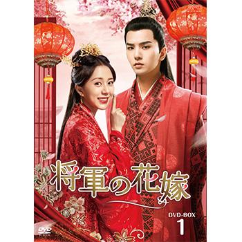 将軍の花嫁 DVD-BOX1(8枚組)