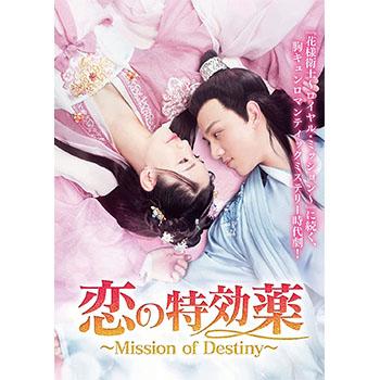恋の特効薬 ~Mission of Destiny~ DVD-BOX