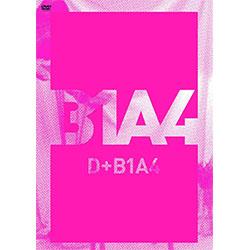 B1A4「D+B1A4」【DVD+CD+フォトブックレット】