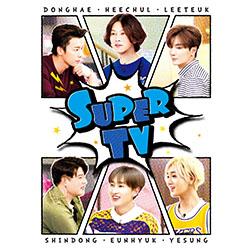 SUPER JUNIOR「SUPER TV」【DVD6枚組】
