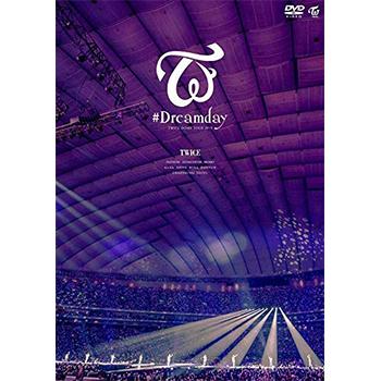 "TWICE「TWICE DOME TOUR 2019 """"#Dreamday"""" in TOKYO DOME」(通常盤)【2DVD】"