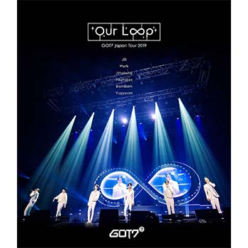 "「GOT7 Japan Tour 2019 """"Our Loop""""」(通常盤)【2DVD+LIVEフォトブック】"