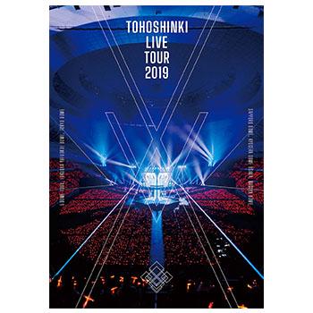 東方神起「東方神起 LIVE TOUR 2019 ~XV~」【2DVD】