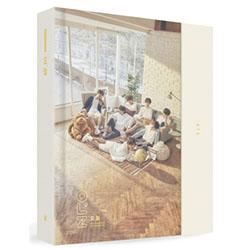 防弾少年団「2018 BTS EXHIBITION BOOK [今日]」【写真集】