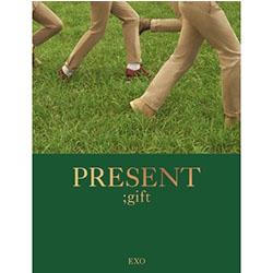 EXO「PRESENT;GIFT」写真集