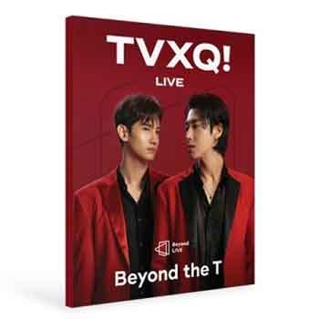 東方神起「BEYOND THE T:BEYOND LIVE BROCHURE」写真集