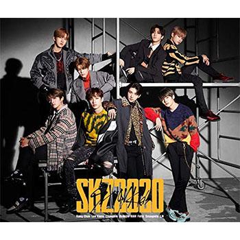 Stray Kids「SKZ2020」(初回生産限定盤)【2CD+DVD】