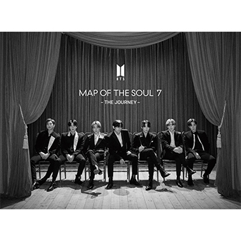 BTS「MAP OF THE SOUL : 7 ~ THE JOURNEY ~」(初回限定盤A)【CD+Blu-ray Disc】