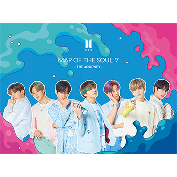 BTS「MAP OF THE SOUL : 7 ~ THE JOURNEY ~」(初回限定盤B)【CD+DVD】