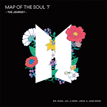 BTS「MAP OF THE SOUL : 7 ~ THE JOURNEY ~」(通常盤)