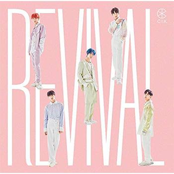 CIX「Revival」(初回版)【CD+DVD】