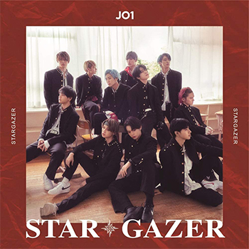 JO1「STARGAZER」(初回生産限定盤A)【CD+DVD】