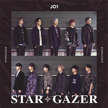 JO2「STARGAZER」(初回生産限定盤B)【CD+ブックレット】