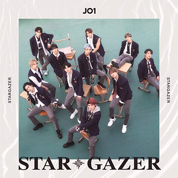 JO3「STARGAZER」(通常盤)【CD】