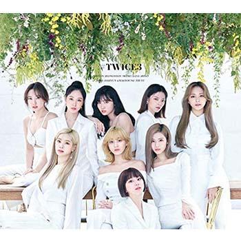 TWICE「#TWICE3」(初回限定盤A)【CD+PHOTO BOOK】