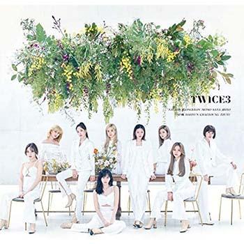 TWICE「#TWICE3」(通常盤)【CD】