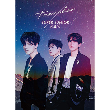 SUPER JUNIOR-K.R.Y.「Traveler」(K.R.Y.集合 ver.)