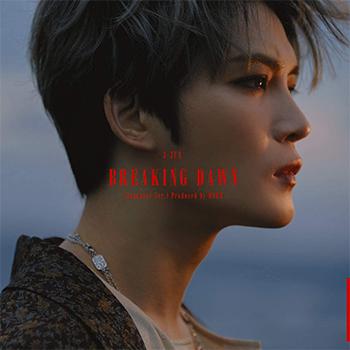 ジェジュン「BREAKING DAWN (Japanese Ver.) Produced by HYDE 」(初回生産限定盤/TYPE-A)