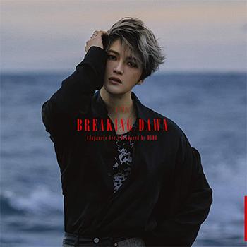 ジェジュン「BREAKING DAWN (Japanese Ver.) Produced by HYDE 」