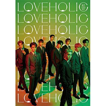 NCT 127「LOVEHOLIC」(初回生産限定)【CD+Blu-ray Disc+ブックレット】