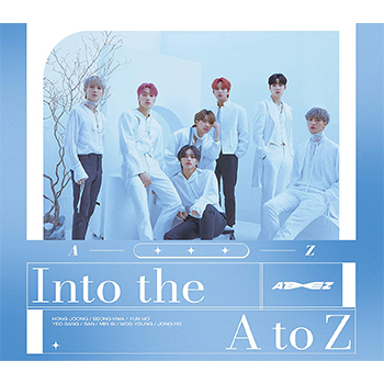 ATEEZ「Into the A to Z」【CD+DVD】