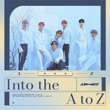 ATEEZ「Into the A to Z」【CD】