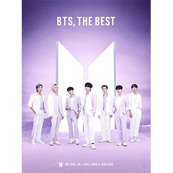 BTS「BTS, THE BEST」(初回限定盤A)【2CD+1Blu-ray】