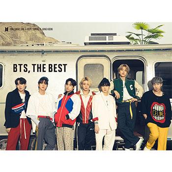 BTS「BTS, THE BEST」(初回限定盤B)【2CD+2DVD】