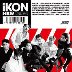 iKON「NEW KIDS」【CD+DVD】