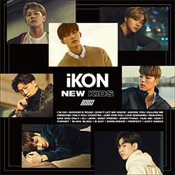 iKON「NEW KIDS」【CD】