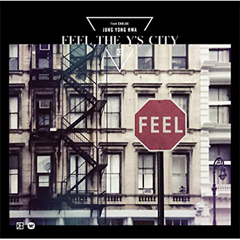ジョン・ヨンファ(from CNBLUE)「FEEL THE Y'S CITY」(初回限定)【CD+DVD】