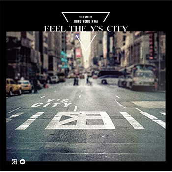 ジョン・ヨンファ(from CNBLUE)「FEEL THE Y'S CITY」(通常盤)【CD】