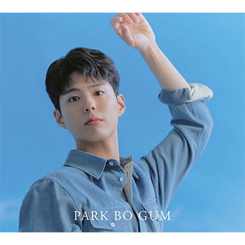 パク・ボゴム 「Blue Bird」(初回限定盤A)