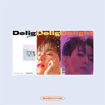 Baekhyun 2nd Mini Album「DELIGHT」