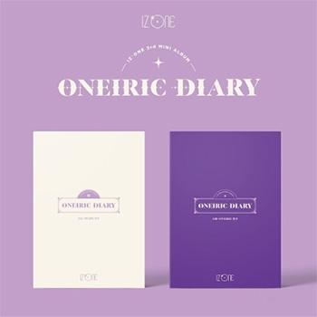 IZ*ONE 3rd Mini Album「ONEIRIC DIARY」
