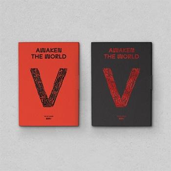 WAYV 1集「AWAKEN THE WORLD」