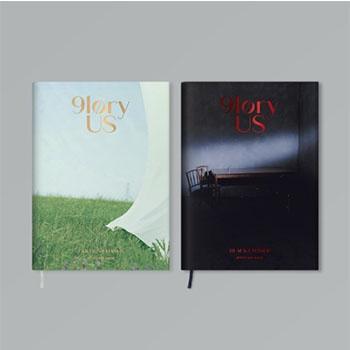 SF9 8th MiniAlbum「9loryUS」