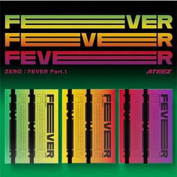 ATEEZ 5th Mini Album「ZERO:FEVER PART.1」