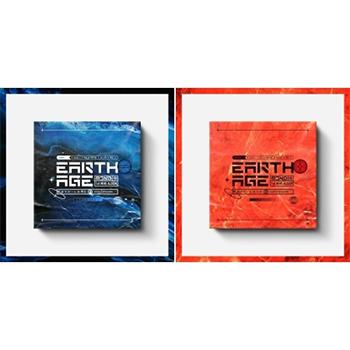 MCND 1st Mini Album「EARTH AGE」