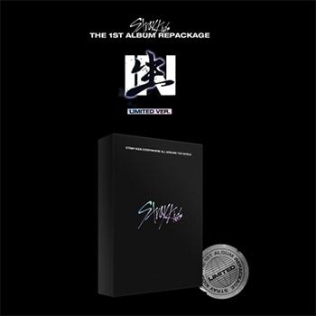 STRAY KIDS 1集 リパッケージ「IN生 (IN LIFE)」【限定盤】