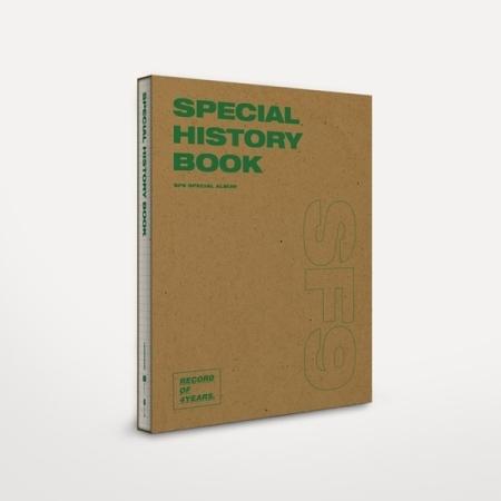 SF9 SPECIAL ALBUM 「SPECIAL HISTORY BOOK」