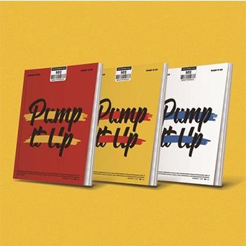 GOLDEN CHILD Single Album 2集「PUMP IT UP」