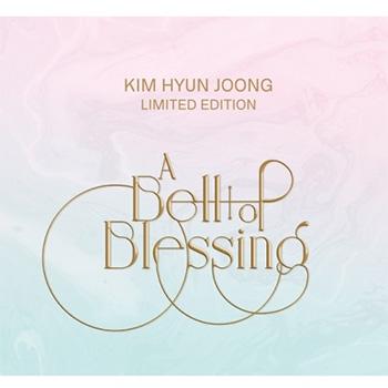キム・ヒョンジュン「A BELL OF BLESSING」【CD+DVD】